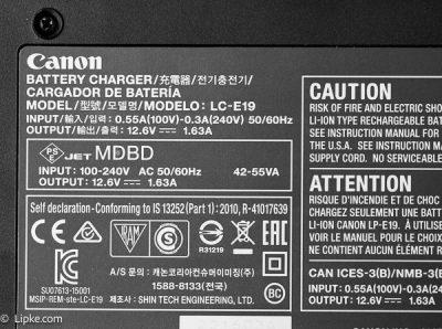 Canon LC-101